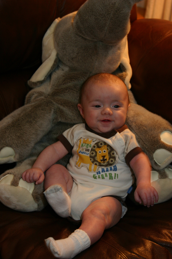 Chubby Cute Baby Boy so Here's my Cute Baby Boy…