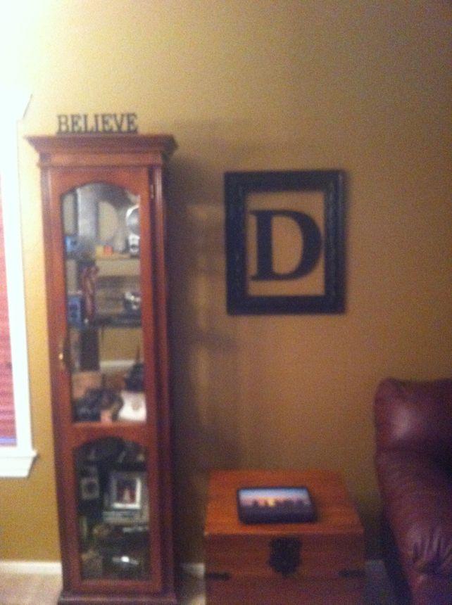 d frame