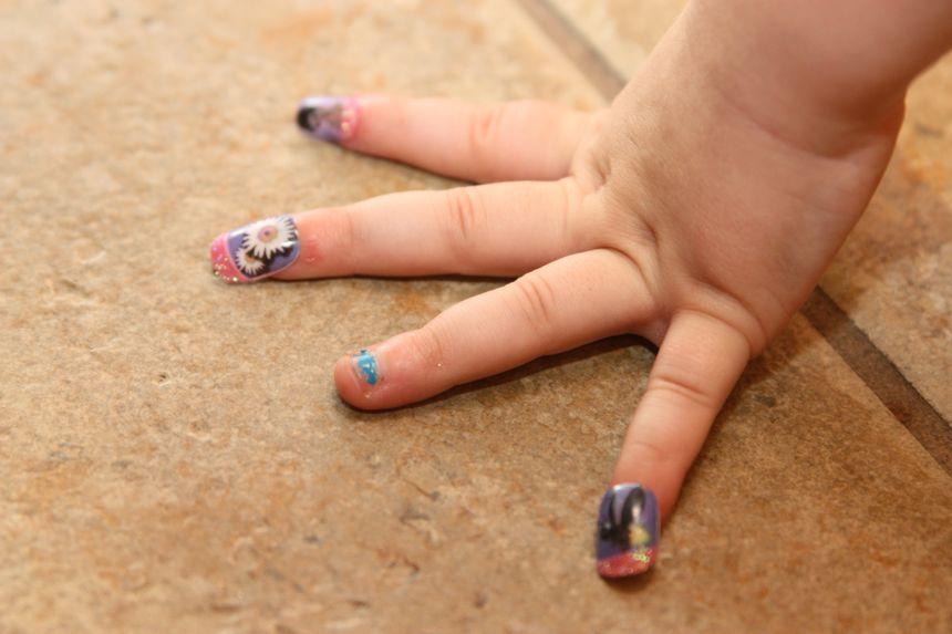 Child Fake Nails | Best Nail Designs 2018
