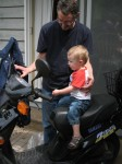 grandpa scooter