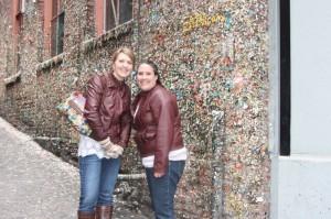 gum wall julie casey