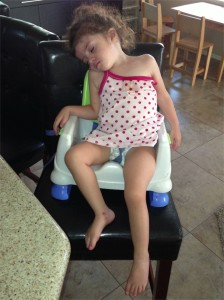 alex chair napping