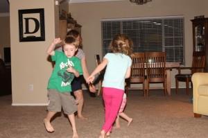 dance party 4