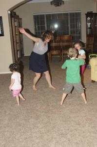 dance party 5