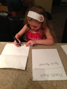 fathers day card making