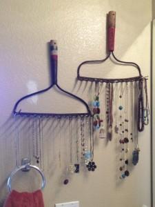 rake necklaces