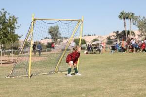 s goalie
